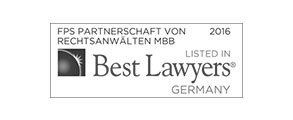 Best Lawyers Germany (2016)