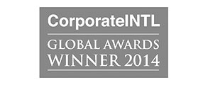 CorporateINTL Global Awards Winner (2014)